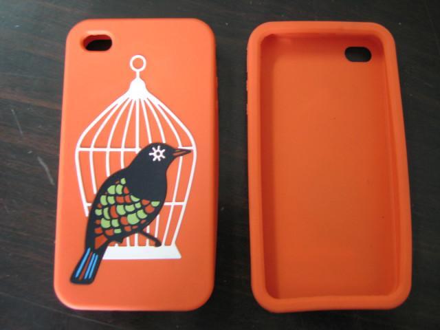 硅胶手机套_厂家定做批发硅胶手机套 食品级原料 安全环保 耐磨耐用