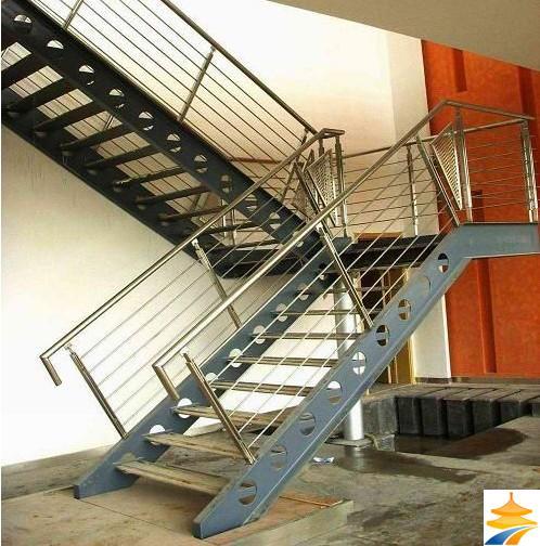 北京昌平区钢结构阁楼平台安装制作13641330662
