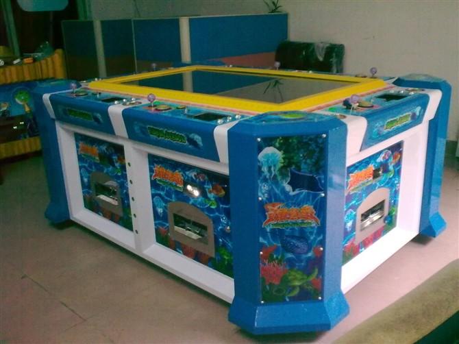 首页 玩具分类 游戏机 大型游戏机 > 广州捕鱼游戏机厂家直销,源头