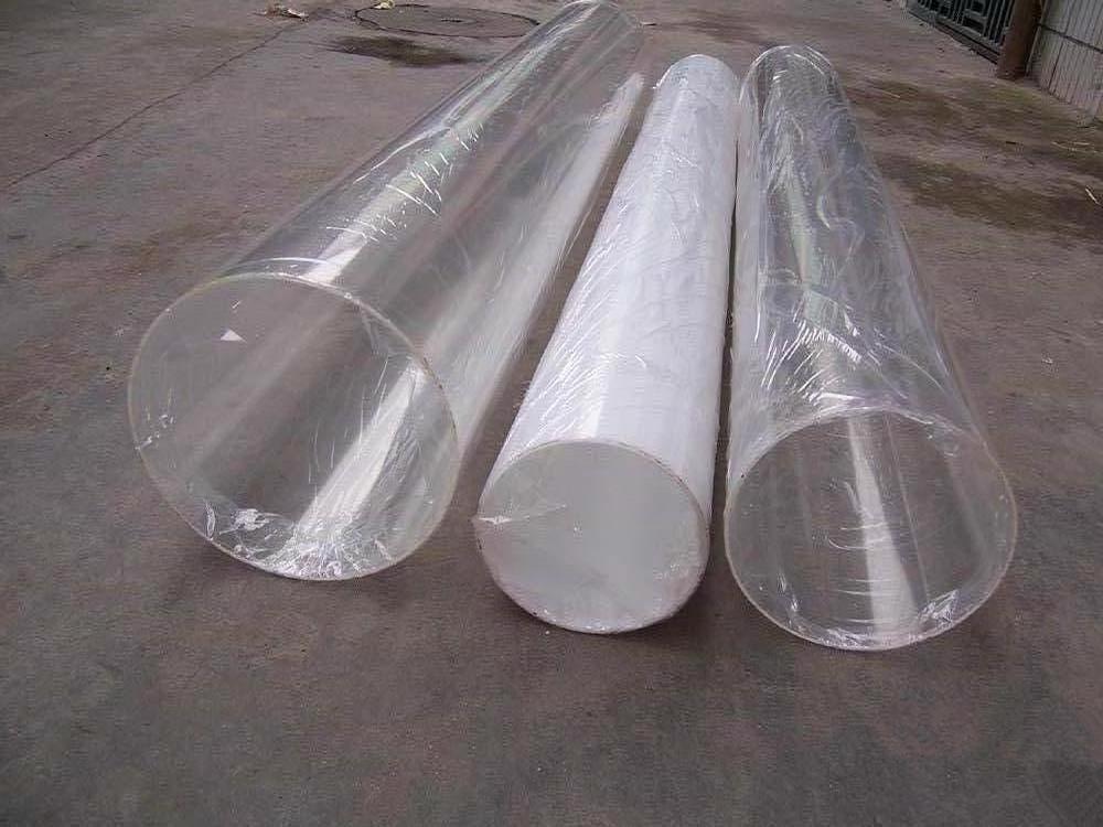 供应透明亚克力棒 有机玻璃管图片