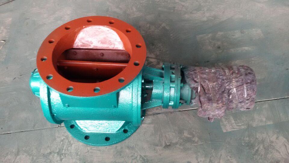 福州市星型卸料器规格选型生产厂家 九正通明除尘设备