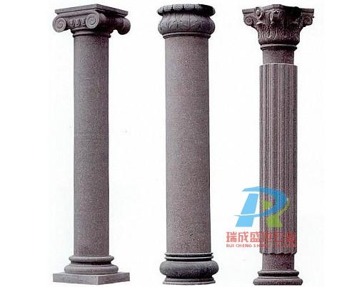 白色大理石方柱子排名白色大理石方柱子供应商武汉瑞成盛世石业