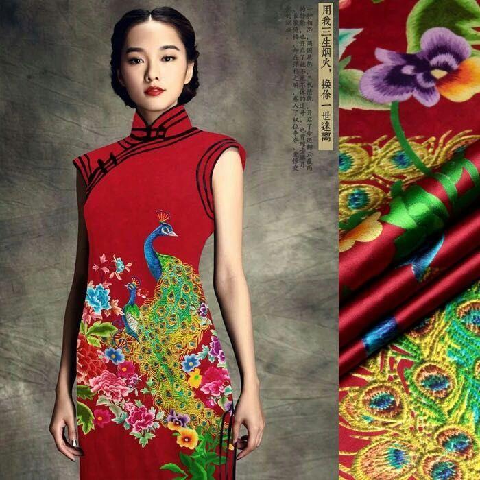 苏州订制手工旗袍 专业定制店 全手工制作 双层设计 修身显瘦