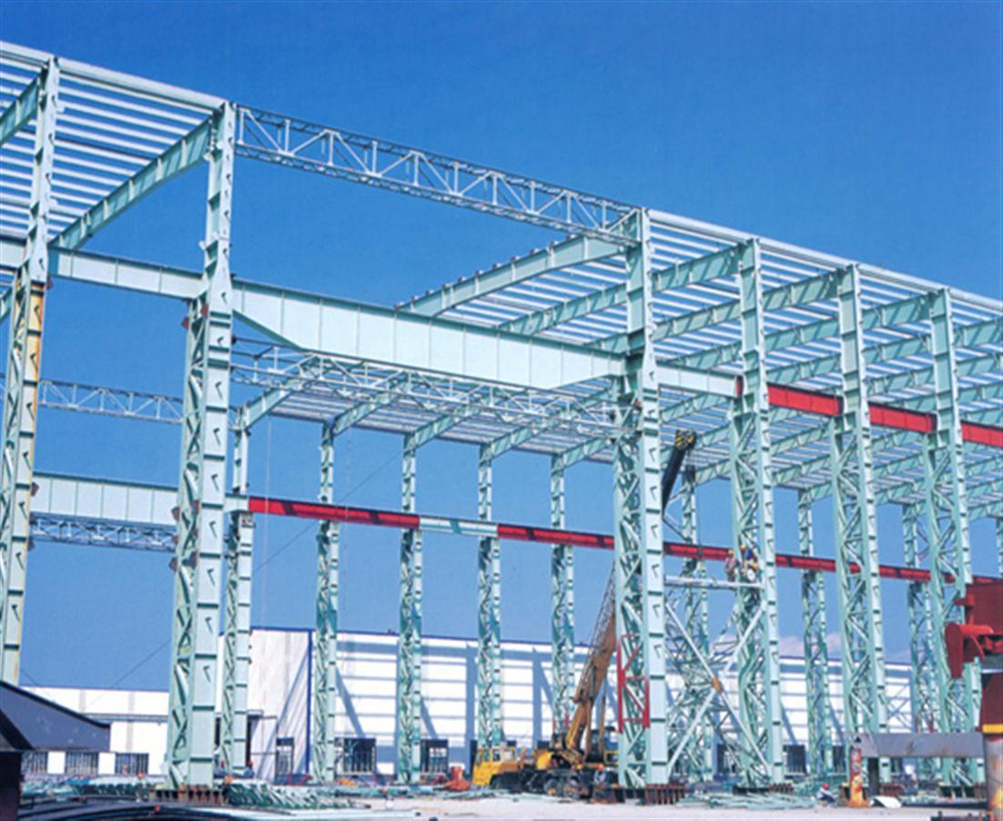 钢结构厂房制作加工新乡华斯豪钢构