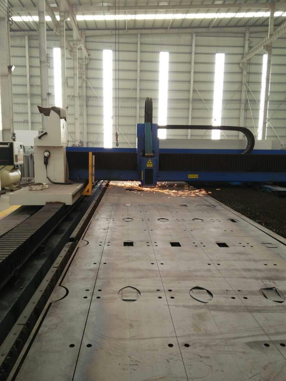 河南新乡超大行程激光切割机对外加工