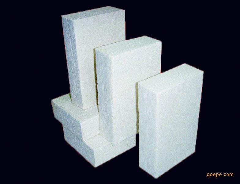 厂家直供水泥等建材行业窑炉的背衬保温用硅酸铝陶瓷图片
