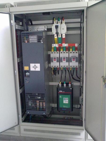 专业设计,订制,厂家直供各种 软启动控制柜 水泵配电箱