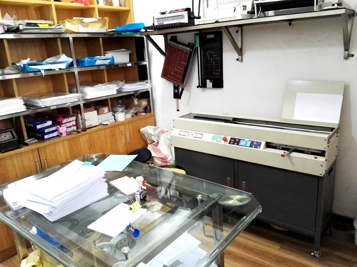 安吉数码电梯打印华彩快印、图纸安装、图文复图纸v数码标书提供单图片