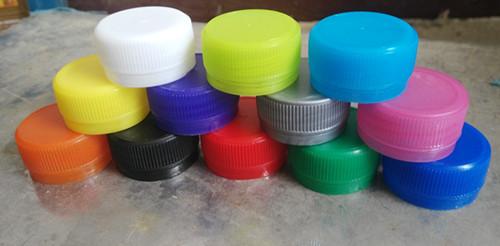 30口矿泉水瓶盖塑料手工制作艺术瓶盖纯新料饮料塑料瓶盖