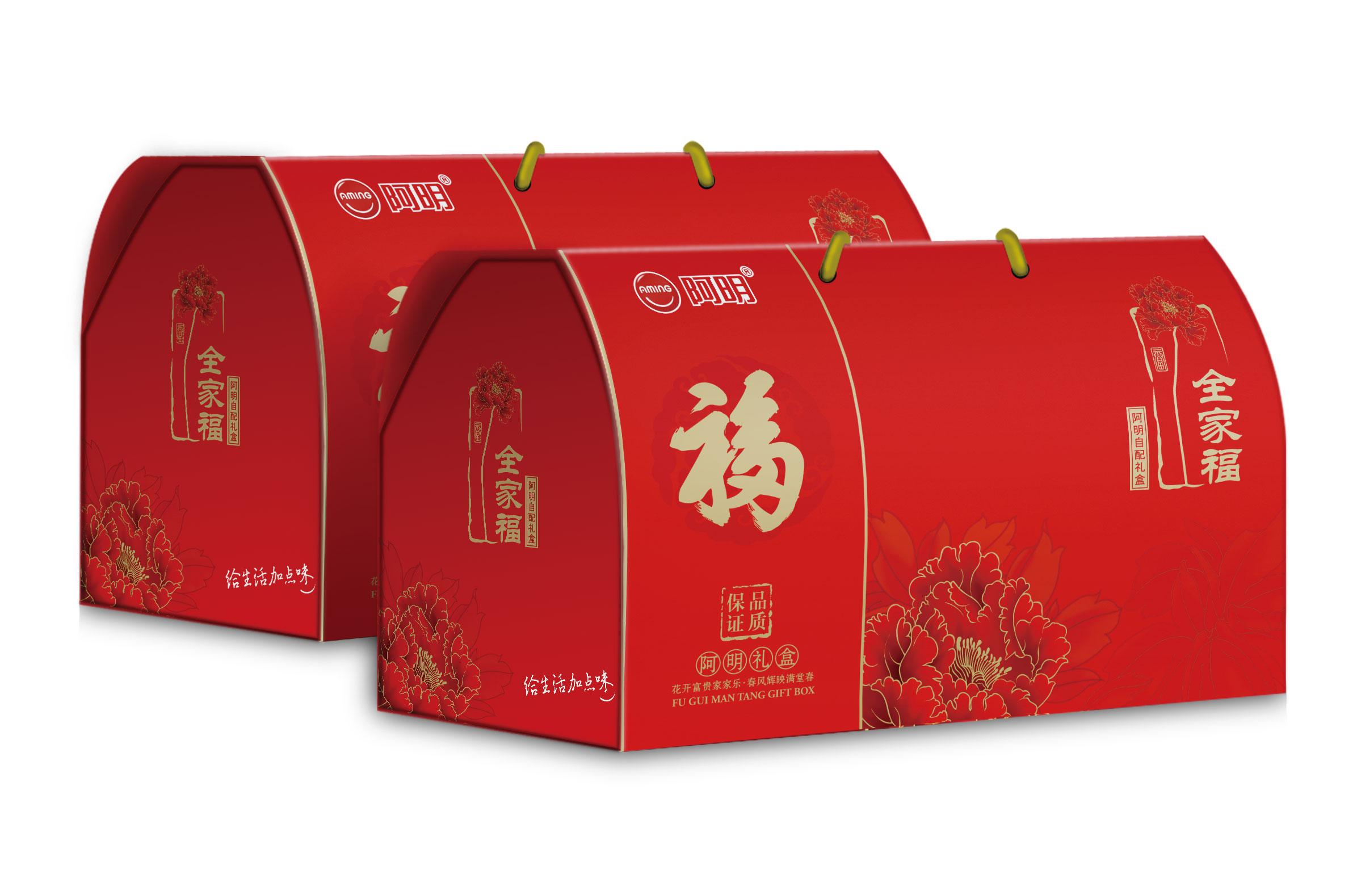 供应合肥坚果炒货礼盒装礼品批发定制|海鲜特产年货批发团购|年图片