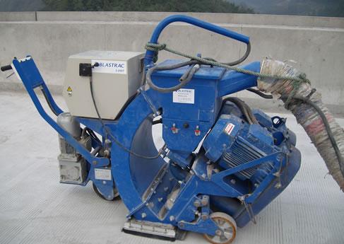 杭州路面抛丸机厂家-抛射的钢丸是由镍镉合金制成-青工机械