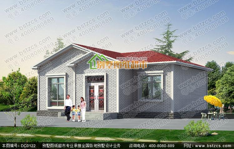 农村房屋设计图大全_一层农村房屋设计图大全_农村