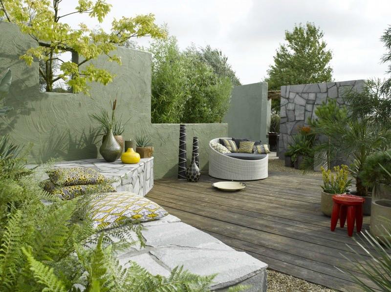 成都別墅屋頂花園設計公司