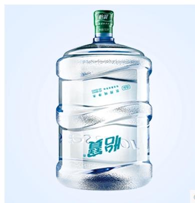 金松水业怡宝纯净水桶装水深圳送水18.9l图片
