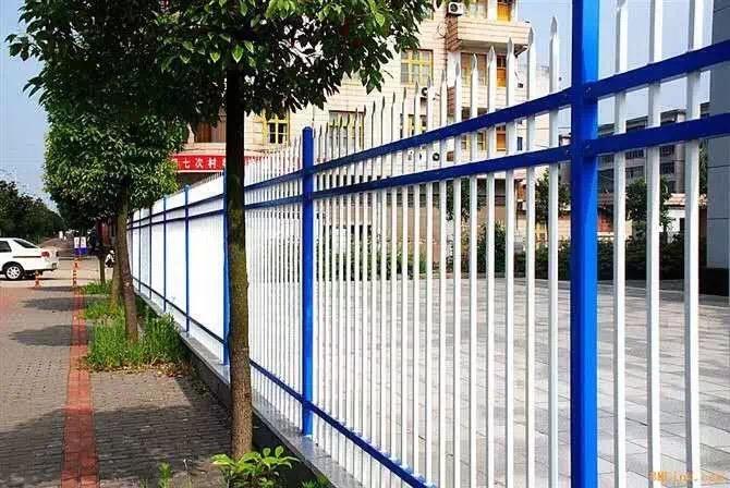 学校幼儿园围墙护栏 操场围栏 小区别墅庭院护栏