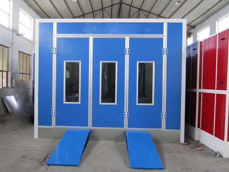 安徽芜湖电动车高温烤漆房 热风循环烤漆房 质优价廉