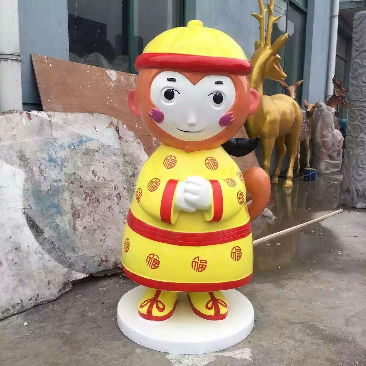 上海拜年小猴子出租贺喜猴可爱猴租赁调皮小猴子新品出售