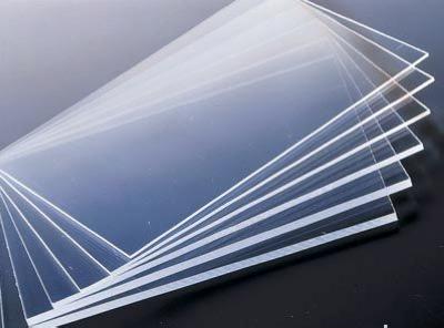 进口耐刮性透明塑料有机玻璃亚克力板pmma透明气泡棒图片