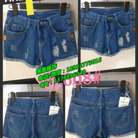十三行便宜女装牛仔裤批发 厂家特价牛仔裤便宜批发货源
