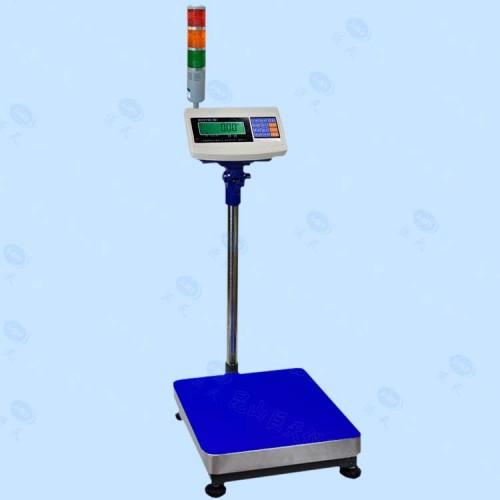 300公斤上下限重量报警电子磅秤销售