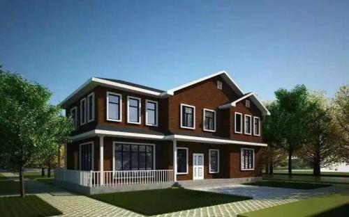 安居轻钢别墅,房屋改扩建,新农村建设,私人会所