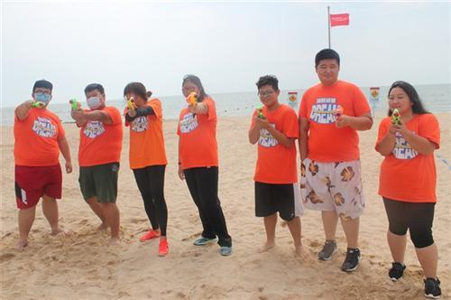 减肥达人、上海减肥训练营、好玩的减肥训练营
