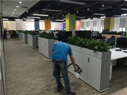 办公室除甲醛逸林环保新装修办公室除甲醛