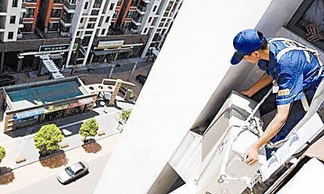 香河开发区维修空调 空调移机安装加氟 如何判断空调