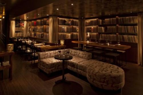 天津设计各种餐厅厨房排烟小型西餐厅装修效果图