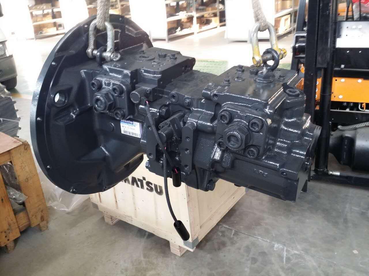 山东小松挖掘机pc200/pc300液压泵图片