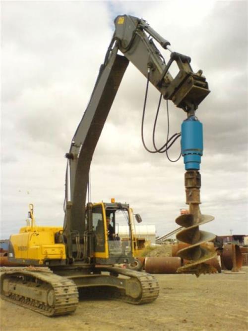 四川螺旋钻机,昆明迦泰机械,四川螺旋钻机零售图片