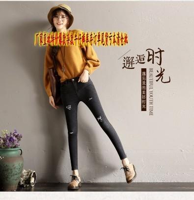 十元牛仔裤尾货批发安徽滁州去哪里有秋冬牛仔裤批发厂家地摊货源