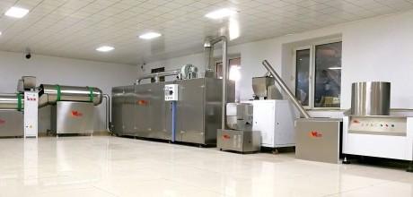 佳旺200C-D全自动狗粮生产线 成套狗粮设备