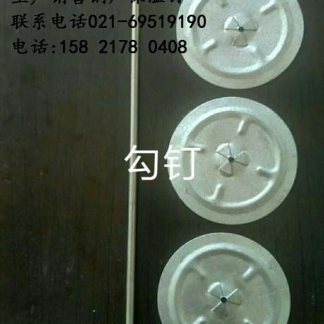 热镀锌1/2电焊网 网格布 外墙保温钉钢厂保温钉勾钉