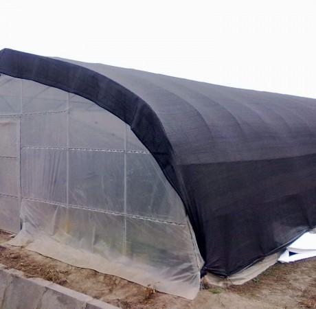 上海厂家直销遮阳网布高密度遮荫网遮光网绿色黑色