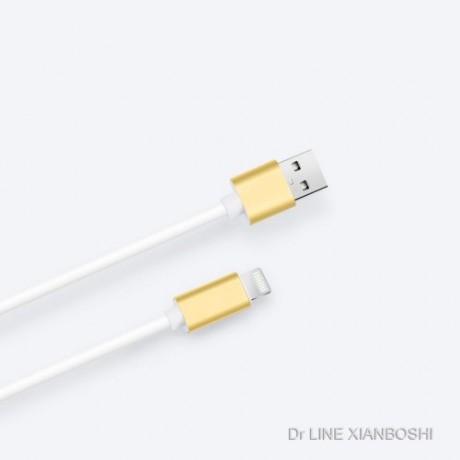 厂家直销高端私模硅胶苹果数据线Cable