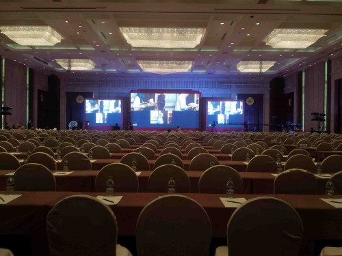 上海商场舞台搭建