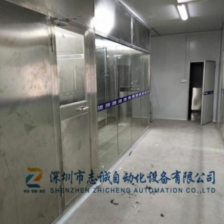 东莞充电宝外壳自动喷漆生产设备