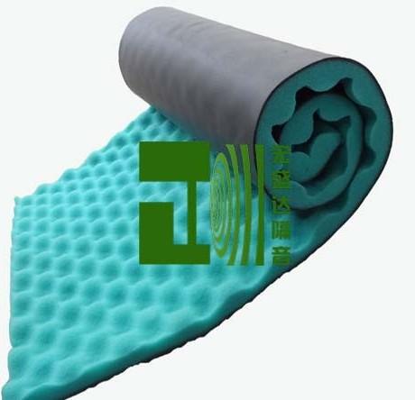 电动汽车充电桩隔音棉 充电设备阻燃吸音棉