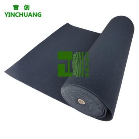 机房减震隔音材料 橡胶颗粒减震隔音垫 酒店浮筑楼板隔音垫