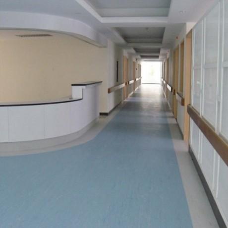北京医院塑胶地板 大连抗菌地板的好选择