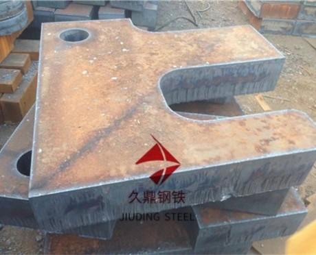 合肥钢板切割合肥轴承座切割加工到久鼎钢铁