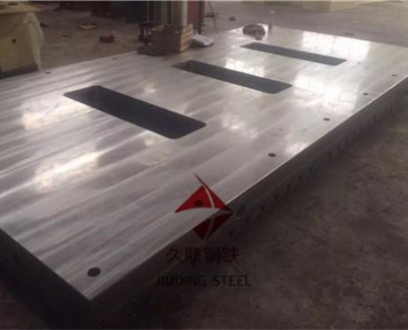 慈溪舟山钢板切割250厚钢板300厚钢板下料加工