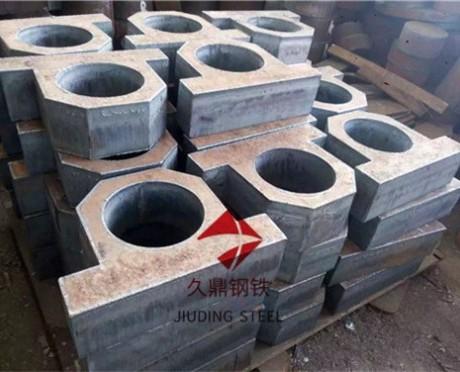 常熟钢板下料吴江钢板切割加工法兰盘切割久鼎钢铁