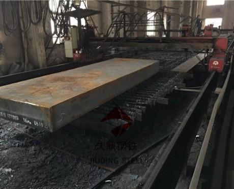 钢板切割配送块加工下料无锡市久鼎钢铁有限公司