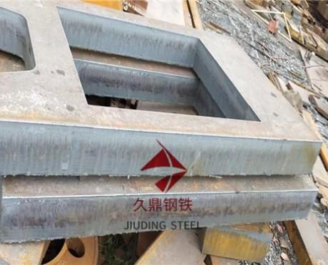 苏州钢板切割南京钢板加工南通钢板零割久鼎钢铁