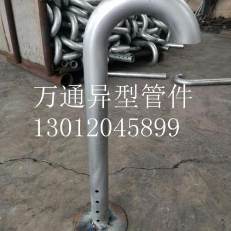 供应万通50屋面排气管镀锌排气管透气帽透气孔