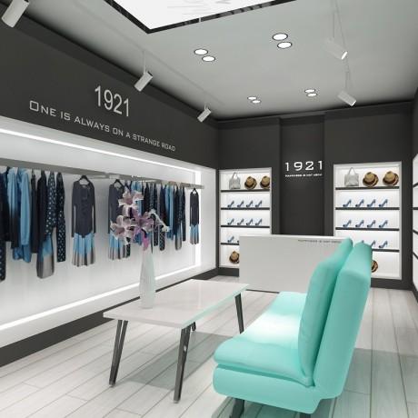 北京童装童鞋展示柜产地直销 化妆品彩妆展柜柜台厂家供应