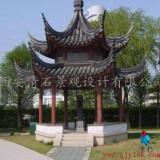 西安景观亭子