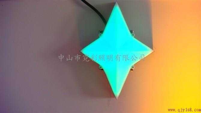LED四角星点光源